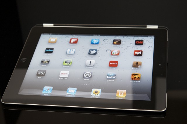 Ipad 2 features