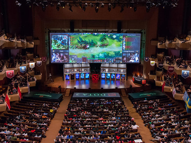 international professional gaming championship