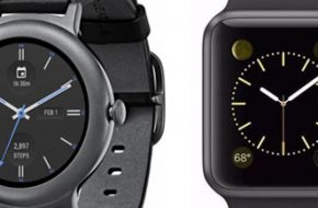 LG Watch Style Smartwatch vs. Apple Watch 2 Smartwatch