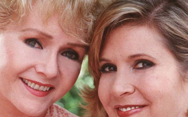 Tragic Death of Carrie Fisher and Debbie Reynolds