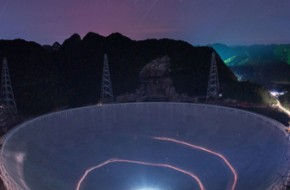 China's Giant Alien-Hunting Telescope