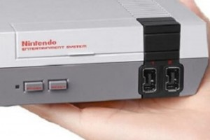 Nintendo Palm-sized Mini NES, Pre-loaded with 30 Epic Games
