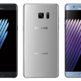 Samsung to limit Note 7's battery capacity at 60 percent