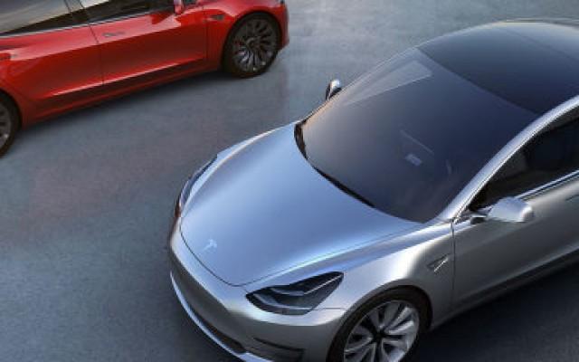 Tesla Model 3 Electric Car Pre-Orders Skyrocketed